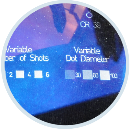 Lens-Engraver
